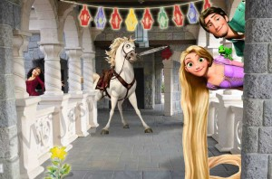 23 Fantasyland 06 Rapunzel