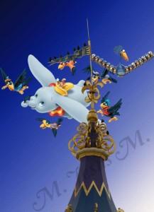 25 Fantasyland 08 Dumbo