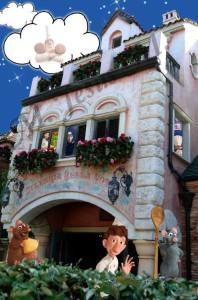 44 Fantasyland 14 Ratatouille