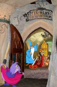 45 Fantasyland 15 Merlin
