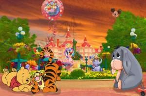 51 Disneyland 06 Winnie y amigos