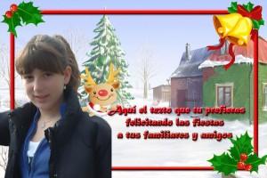 001 Felicitación Navidad personalizada 01