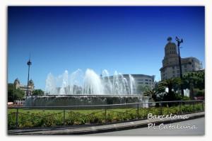 008 Barcelona Pl Cataluña 01