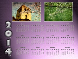 1001 Calendario 2014 paisaje 01