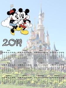 1005 Calendario 2014 disney 05