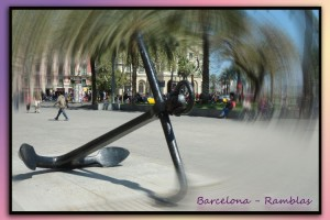 914 Barcelona Ramblas