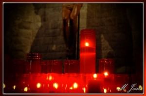 103 Velas Catedral del Mar
