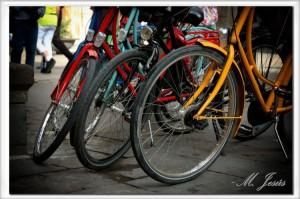 201 Concurso bicicletas colores