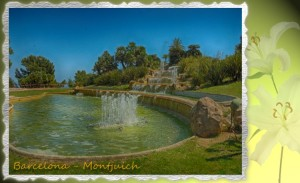 502 Barcelona Montjuich fuente y lago 01
