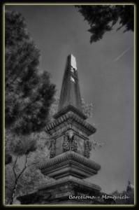 916 Barcelona Montjuich