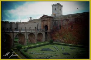 Castillo Montjuich 01