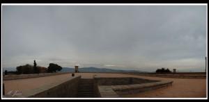 Panorama Castillo de Montjuich 02