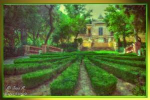 08 Parque laberinto palacio