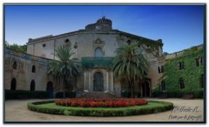 10 Parque laberinto palacete entrada
