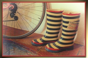 04 Mura bici y botas agua