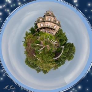 02 Pequeño planeta Disneyland Frontierland