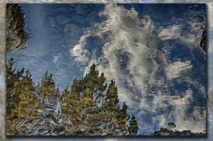 02 Reflejos - rio nubes