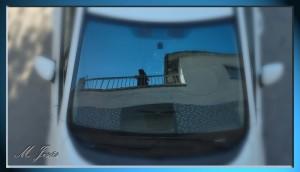 05 Reflejos - coche y fotografa