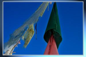 01 Monasterio Budista pañuelos oración