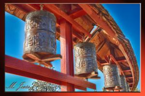 05 Monasterio Budista rulos oración