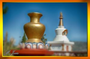 19 Monasterio budista combinación