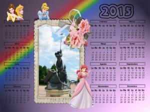 03 Calendario 2015 Disneyland entrada