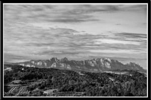 04 Montcau montaña de Montserrat