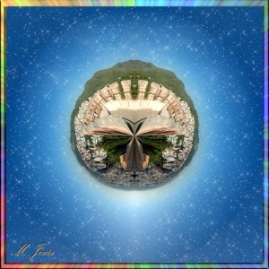 05 Castillo de Castelldefels pequeño mundo