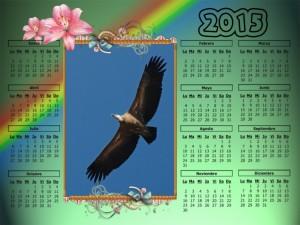 06 Calendario  2015 Quebrantahuesos