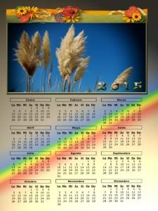 10 Calendario 2015 Plantas al cielo