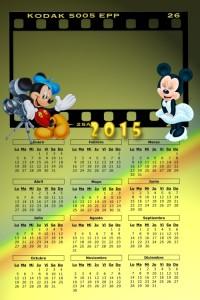 11 Calendario 2015
