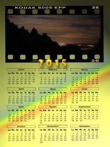 12 Calendario 2015 Montserrat nocturno