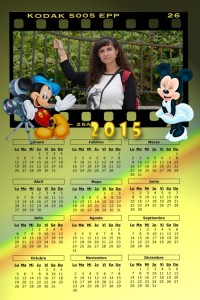 12 Calendario 2015 ejemplo