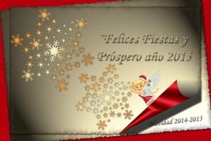 12 Postal Navidad Campanilla
