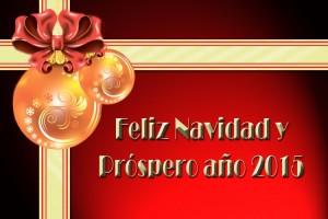 205 Postal Navidad 14-15