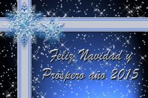 206 Postal Navidad 14-15
