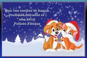 208 Postal Navidad 14-15