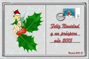 209 Postal Navidad 14-15