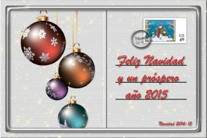 211 Postal Navidad 14-15