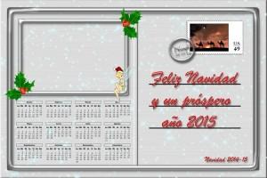 212 Postal Navidad Carta postal Disney 14-15