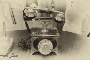 31 Mercantic - teléfono antiguo