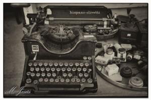 38 Mercantic - máquina escribir